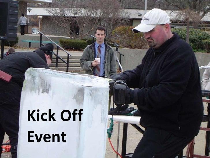 Kick Off Event<br />