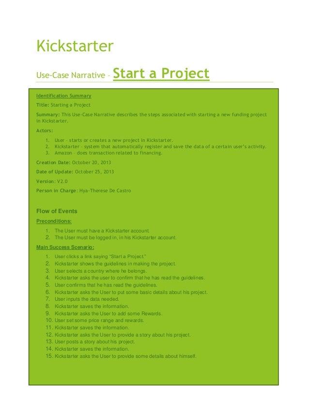 Kickstarter ucn