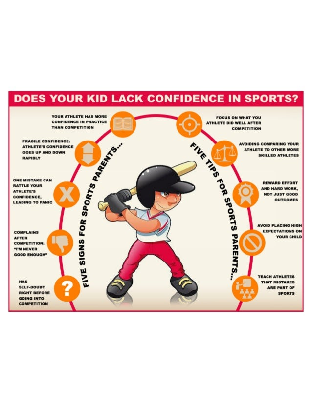 Does Your Kid Lack Confidence In Sports?