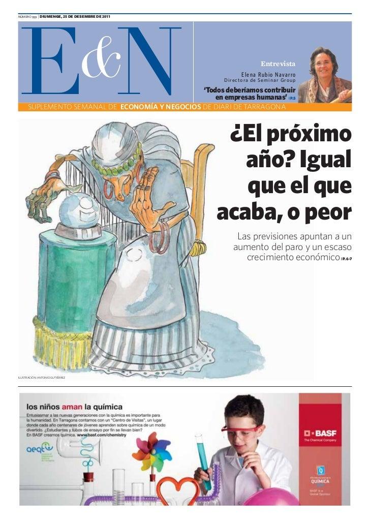 ENNÚMERO 939 | DIUMENGE, 25 DE DESEMBRE DE 2011                                 &                                 Entrevis...