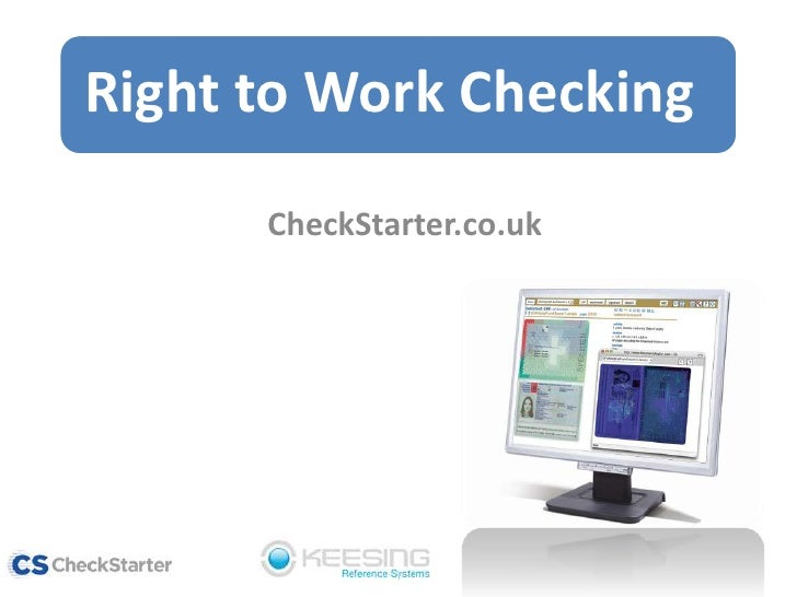 CheckStarter.co.uk<br />