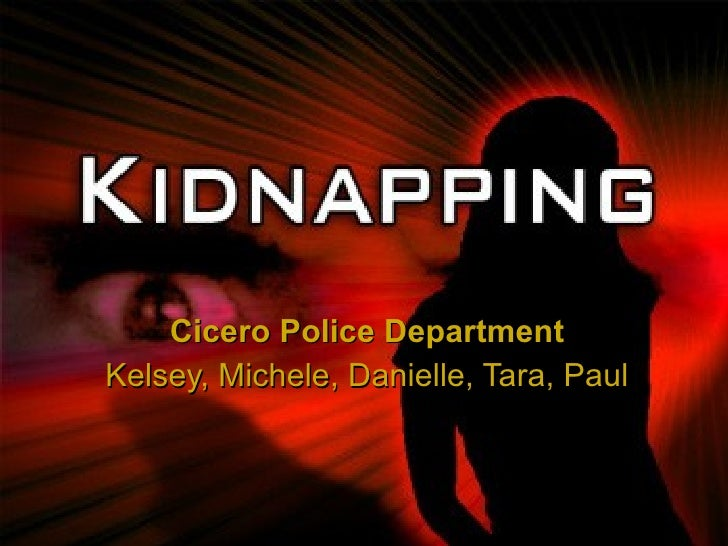 kidnapping case study Approved revision w c1 26nov08  kidnapping and hostage-taking – know the threat  case study elements: a model.