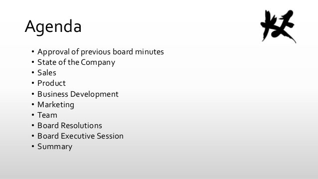 Similiar Business Development Meeting Agenda Keywords – Board Meeting Agenda Samples