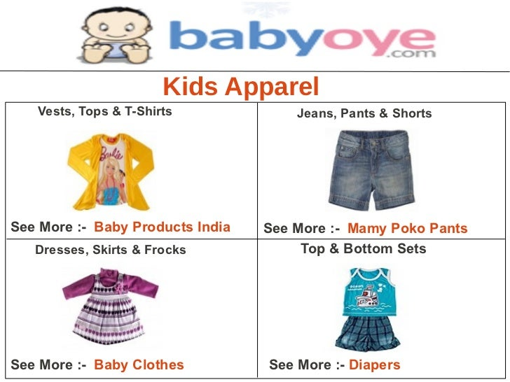 Kids Apparel   Vests, Tops & T-Shirts             Jeans, Pants & ShortsSee More :- Baby Products India   See More :- Mamy ...