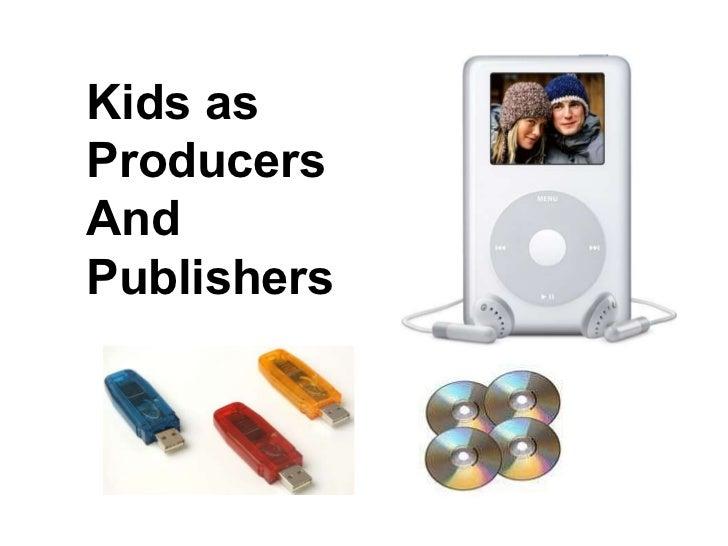 Kids as Designers