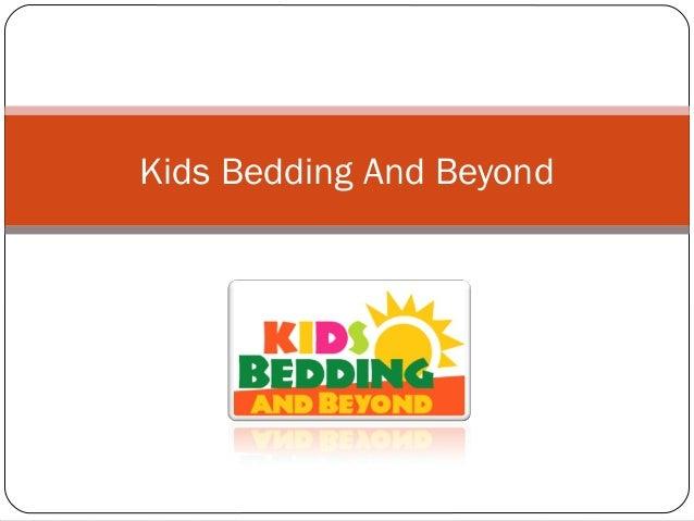 Kids Bedding And Beyond