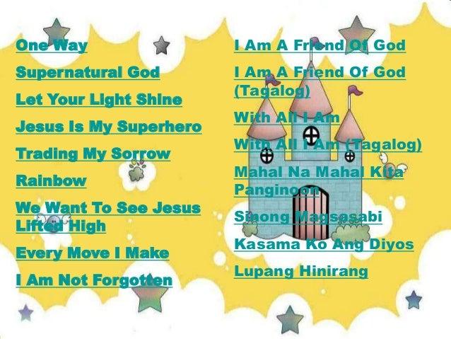 Kids Church Songs Vol 3