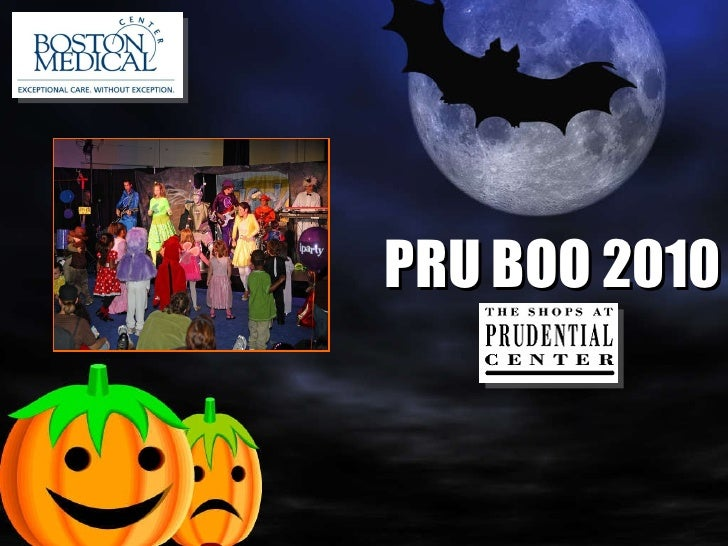 Kids Fund Pru Boo sponsorship