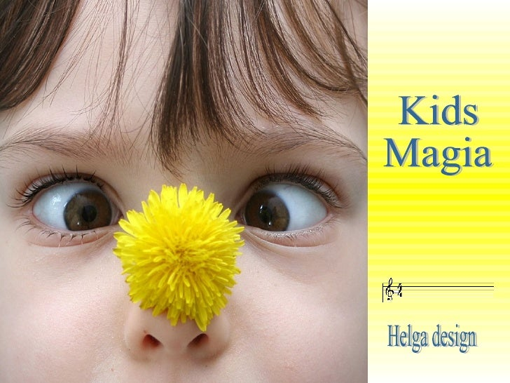 Helga design Kids Magia