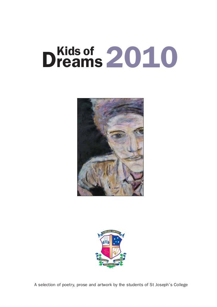 Kids of Dreams 2010