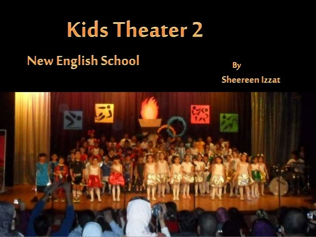 Kids theatre 2