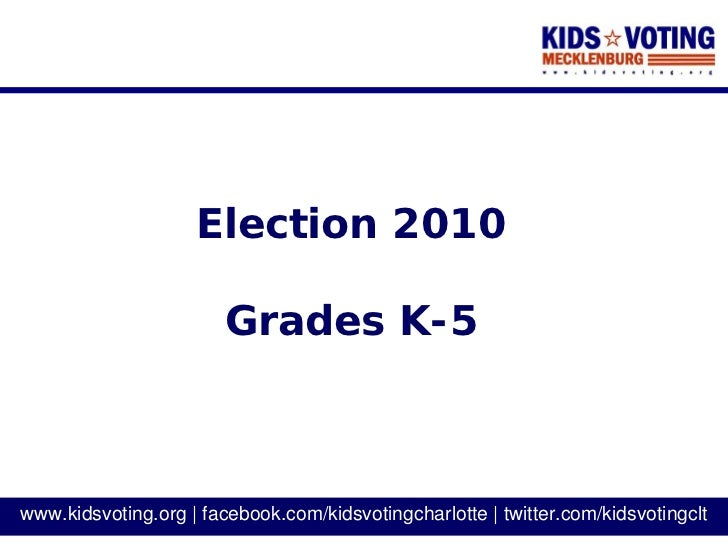 Kids voting election2010_k5
