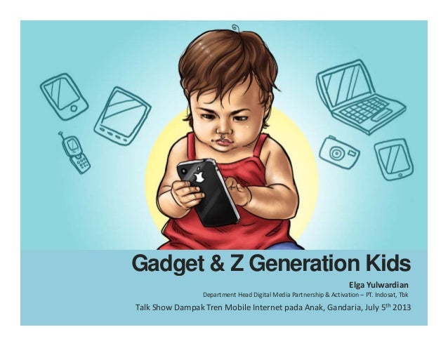 Gadget & Z Generation Kids