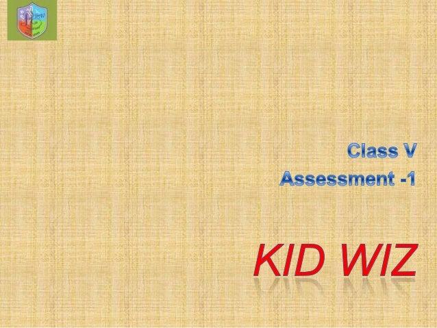 Kid wiz