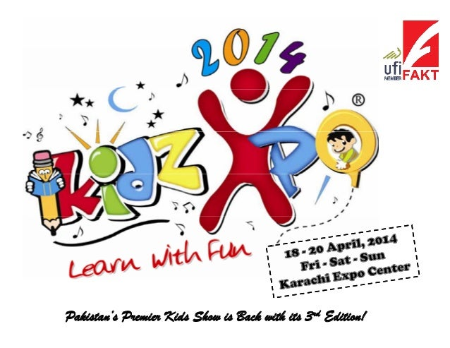 Pakistan's Premier Kids Show is Back with its 3rd Edition!
