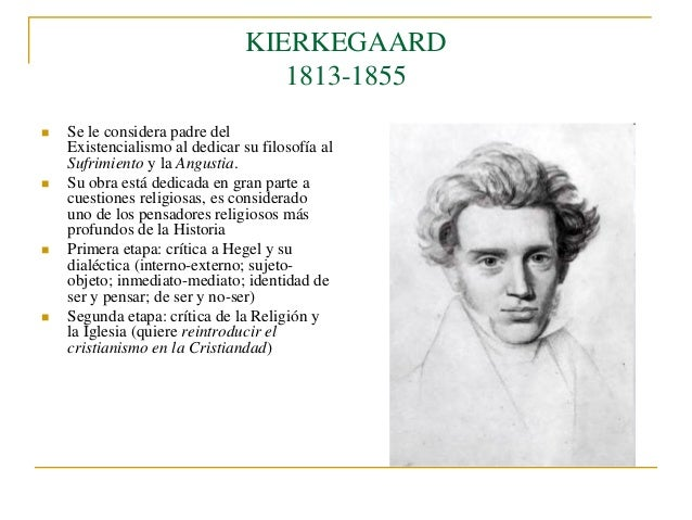 an analysis of the philosophy of soren kierkegaard and friedrich nietzsche For example, soren kierkegaard, father of existentialism,  friedrich wilhelm nietzsche  even more so than before the philosophy focused on the concreteness.