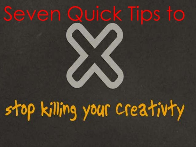 Seven Quick Tips to