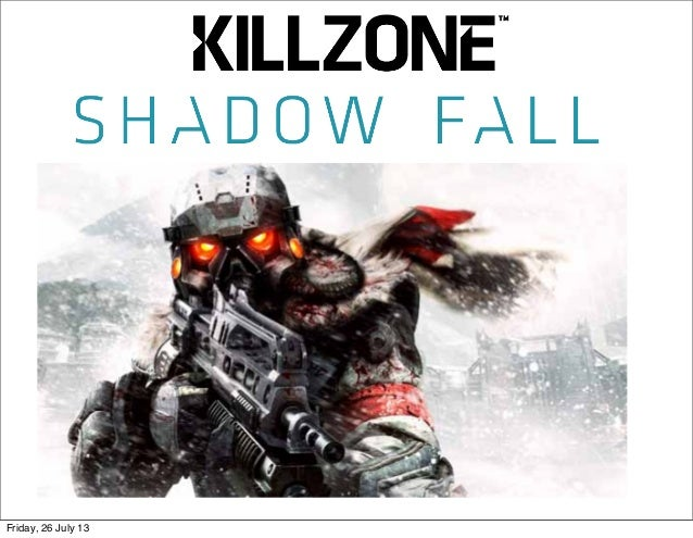 Killzone:  Shadow Fall Q&A About Echo and Sinclair