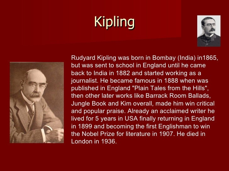 Rudyard Kipling kim synopsis