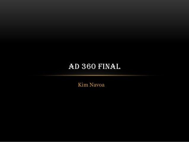 Kim ad 360 final