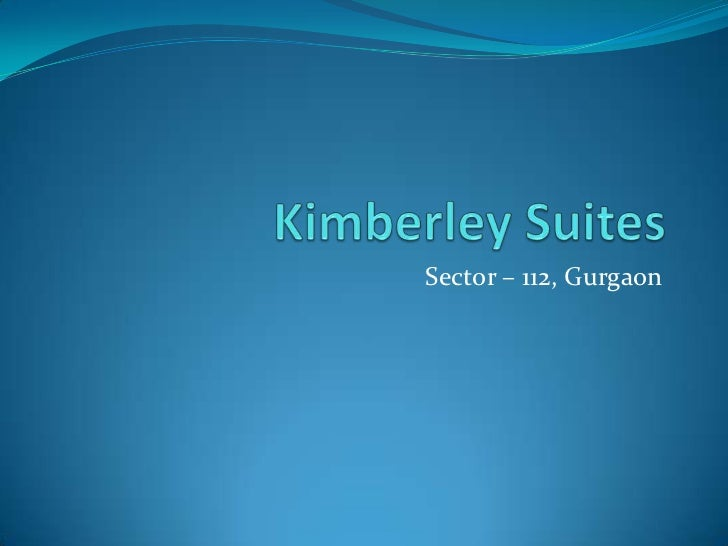 Kimberly suites call 9540110008 for best discount