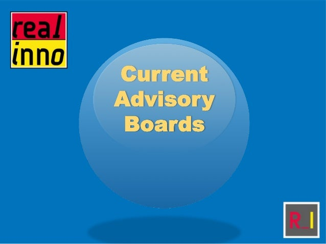 Kim Garretson Real_Inno Advisory Boards