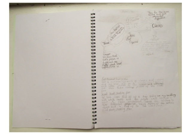Kim Griffiths - Art2 sketchbook (E grade)