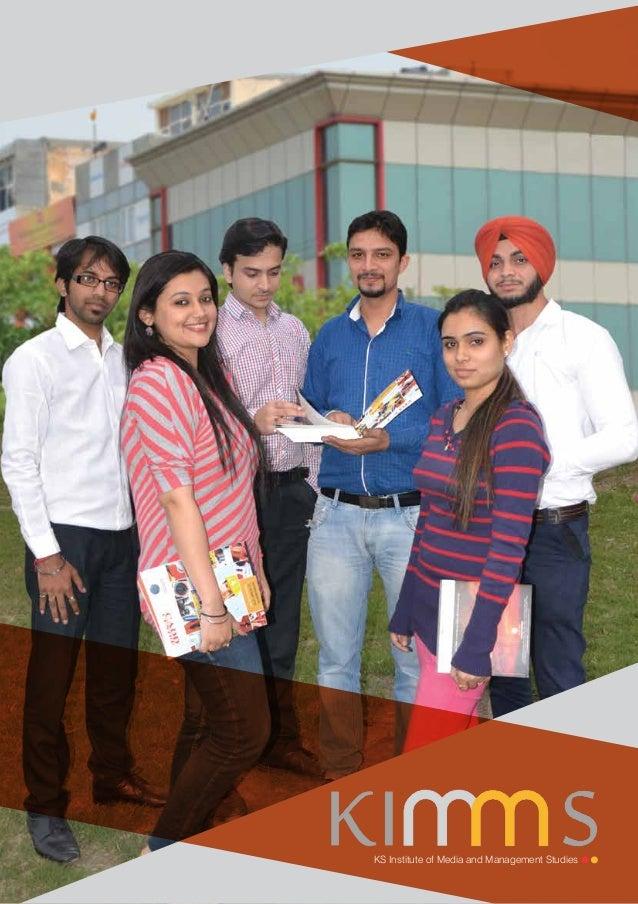 KS Institute of Media and Management Studies