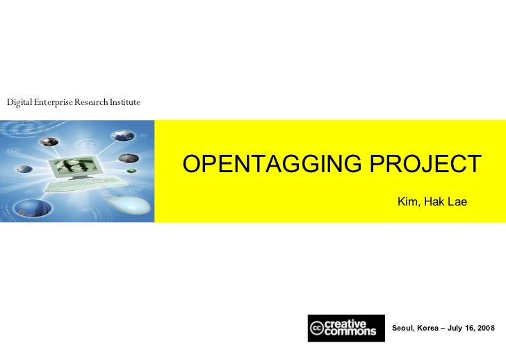 OpenTagging Project