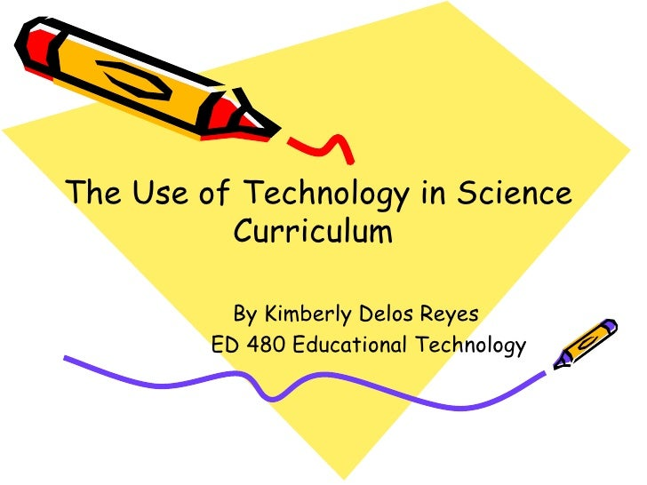 Using Technology in Science Curriculum