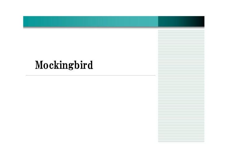 Mockingbirdのタブバーの実装@拡張機能勉強会