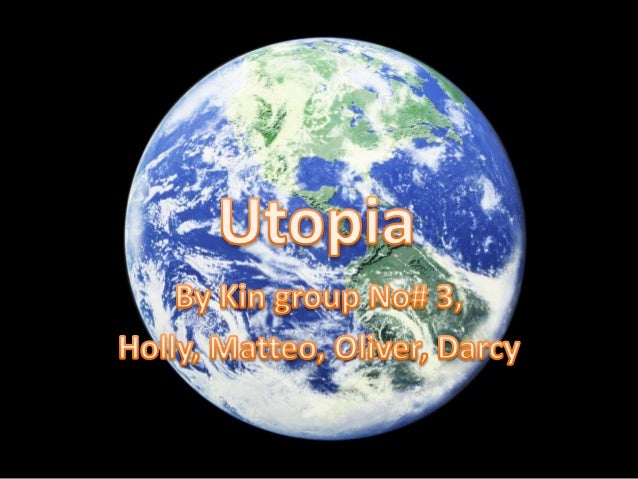 A utopia is a perfectworld, our job at q'ed isto create our ownutopia. This is a difficulttask because everyone'sperfect i...