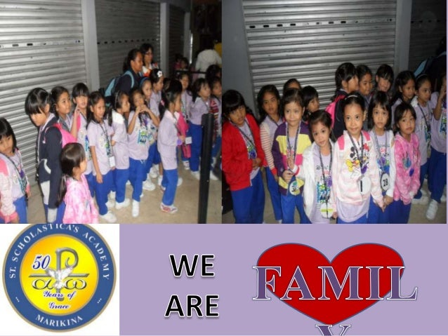 Kinder masinop family day