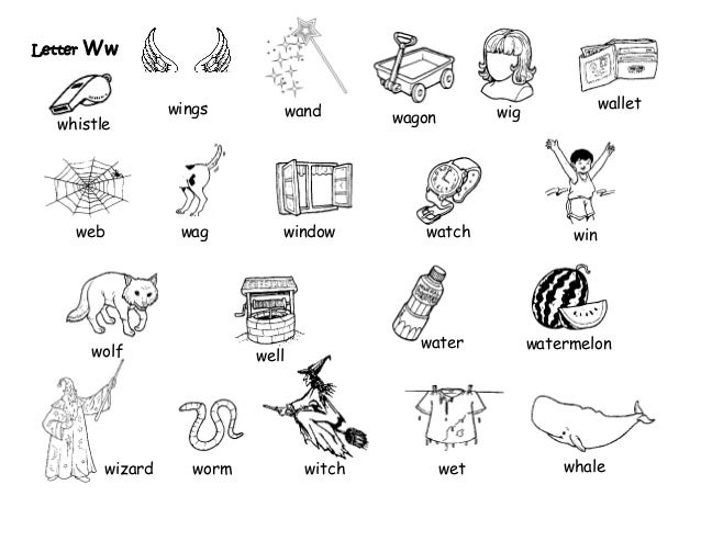English Kinder (Letters of the Alphabet)