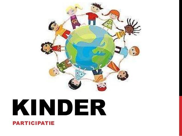 Kinderparticipatie