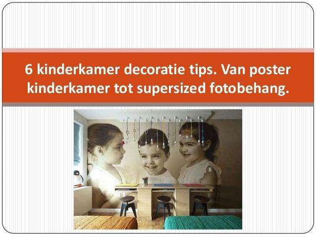 6 kinderkamer decoratie tips van poster kinderkamer tot supersized f - Kinderkamer decoratie ...