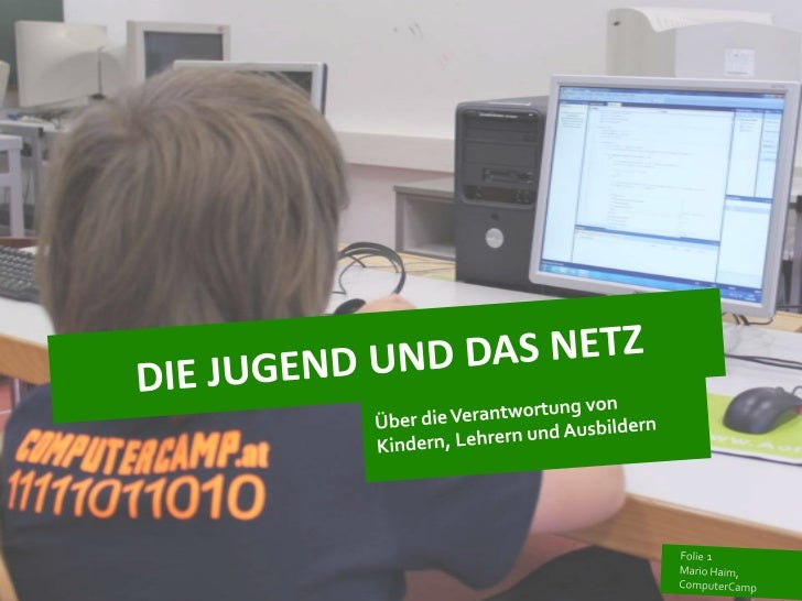  Lebenswelten Kinder im Netz   » Medienkompetenz vermitteln Jugendliche im Netz   » Internet im Unternehmen