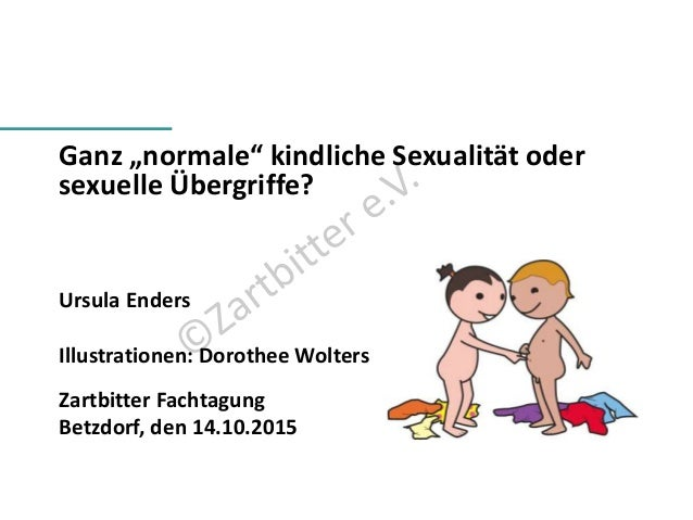 """Ganz """"normale"""" kindliche Sexualität oder sexuelle Übergriffe? Ursula Enders Illustrationen: Dorothee Wolters Zartbitter Fa..."""