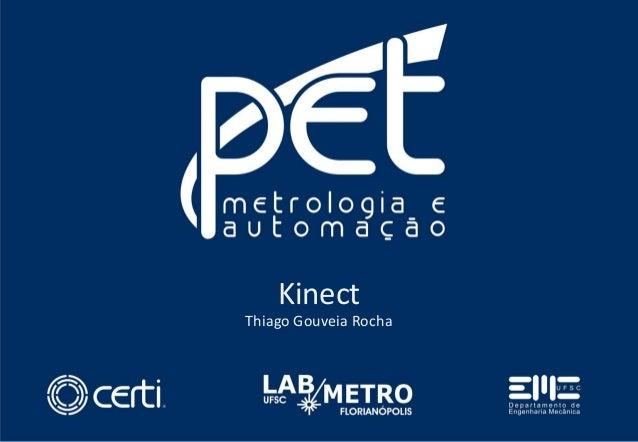 Kinect Thiago Gouveia Rocha