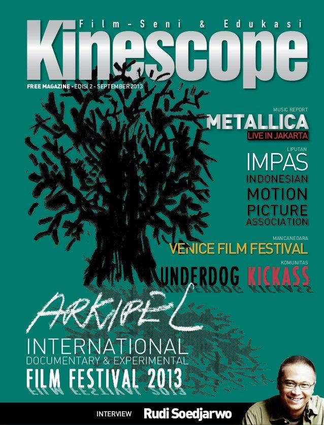 Kinescope Magazine Edisi 2.. :-)