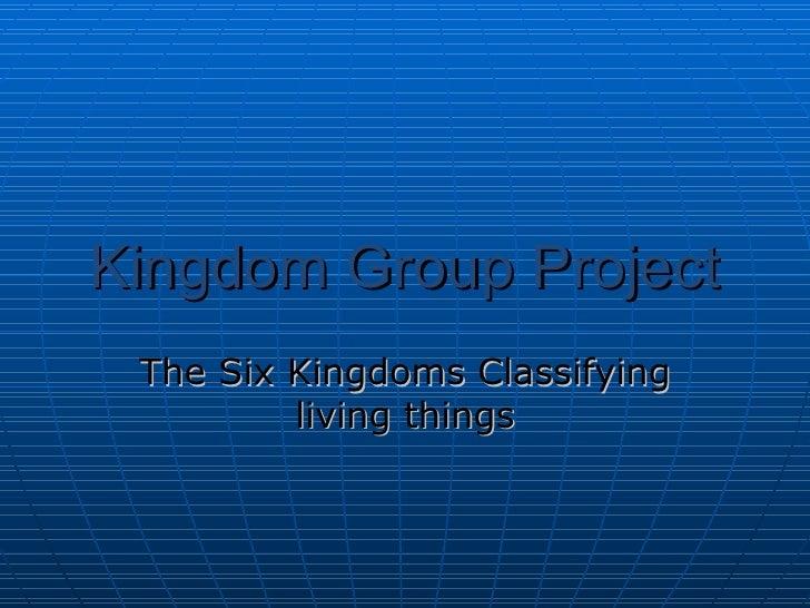 Kingdom Project Powerpoint