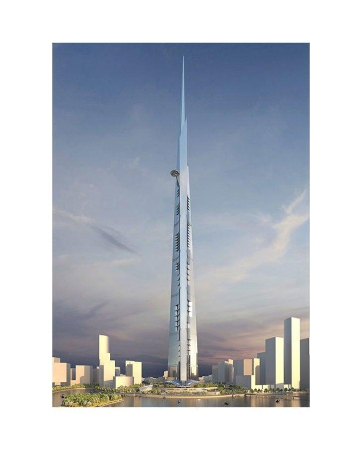 Kingdom Tower, Jeddah, Saudi Arabia