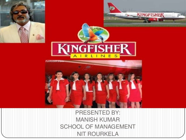 Kingfisher airlines financial crisis