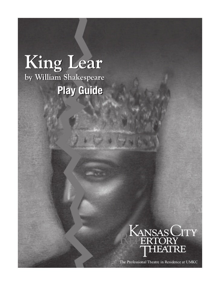the tragedy of king lear analysis