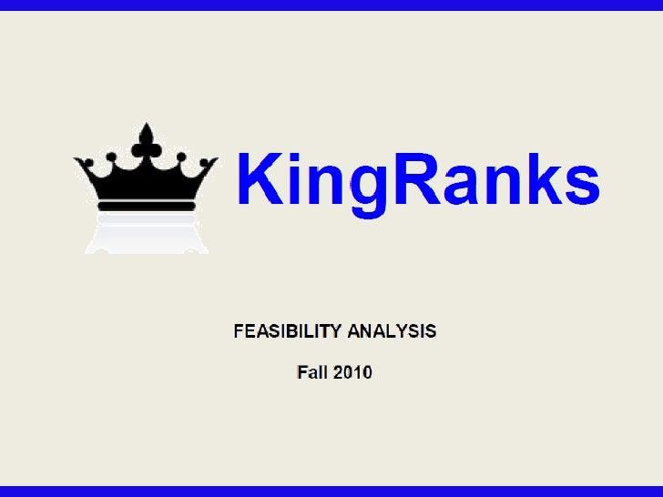 KingRanks