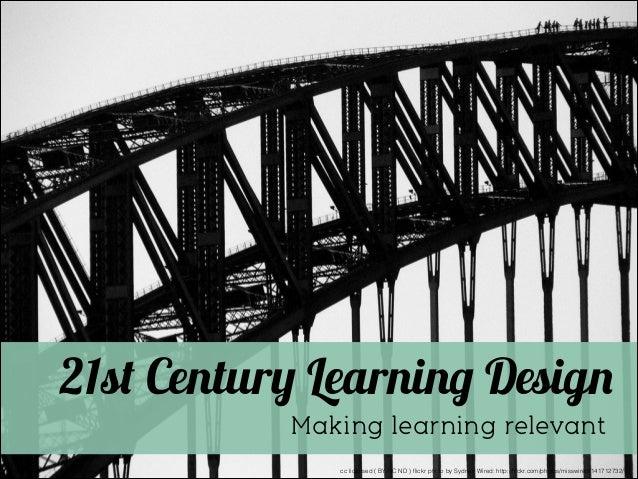21st Century Learning Design - Kingscliff High School SDD, Jan 28 2014