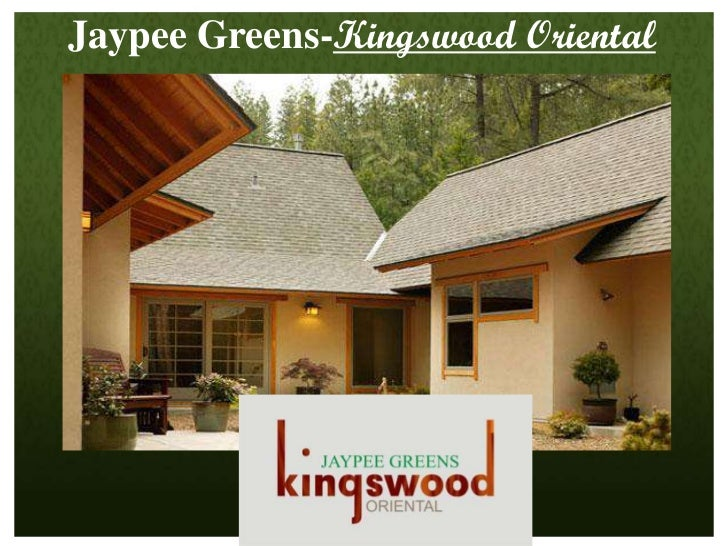 Kingswood oriental jaypee villas noida 9811 822 426 residential projects in noida