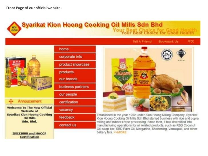 Kion hoong blog