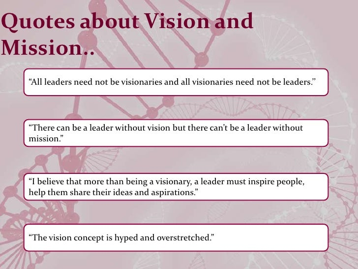 company vision quotes images