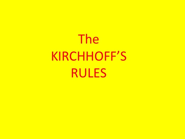 Kirchh